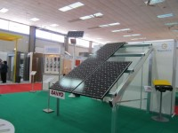 Zotiades Energy and Wagner & Co booth at Save Energy exhibition in Cyprus